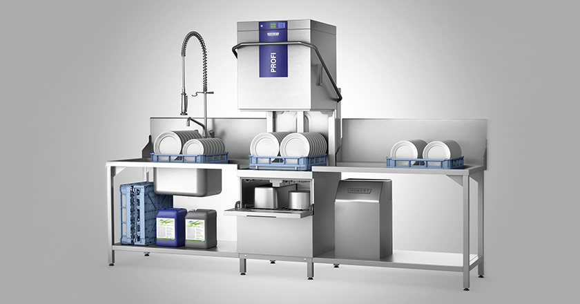 Best of Market 2020, Kategorie Prozessoptimierung: Two-Level-Washer von Hobart