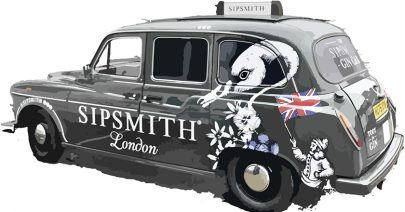 Sipsmith_gintaxi