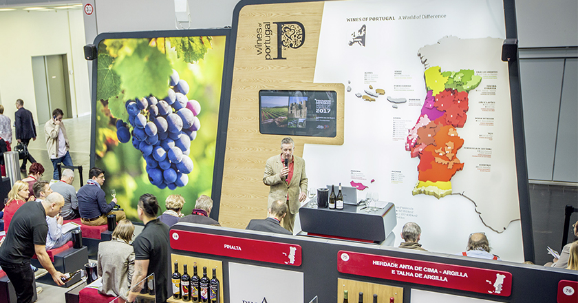 Prowein Wines of portugal Seminar