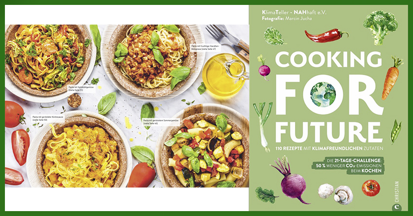 Cooking For Future
