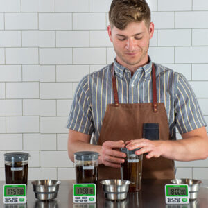 cold brew cupping toddy